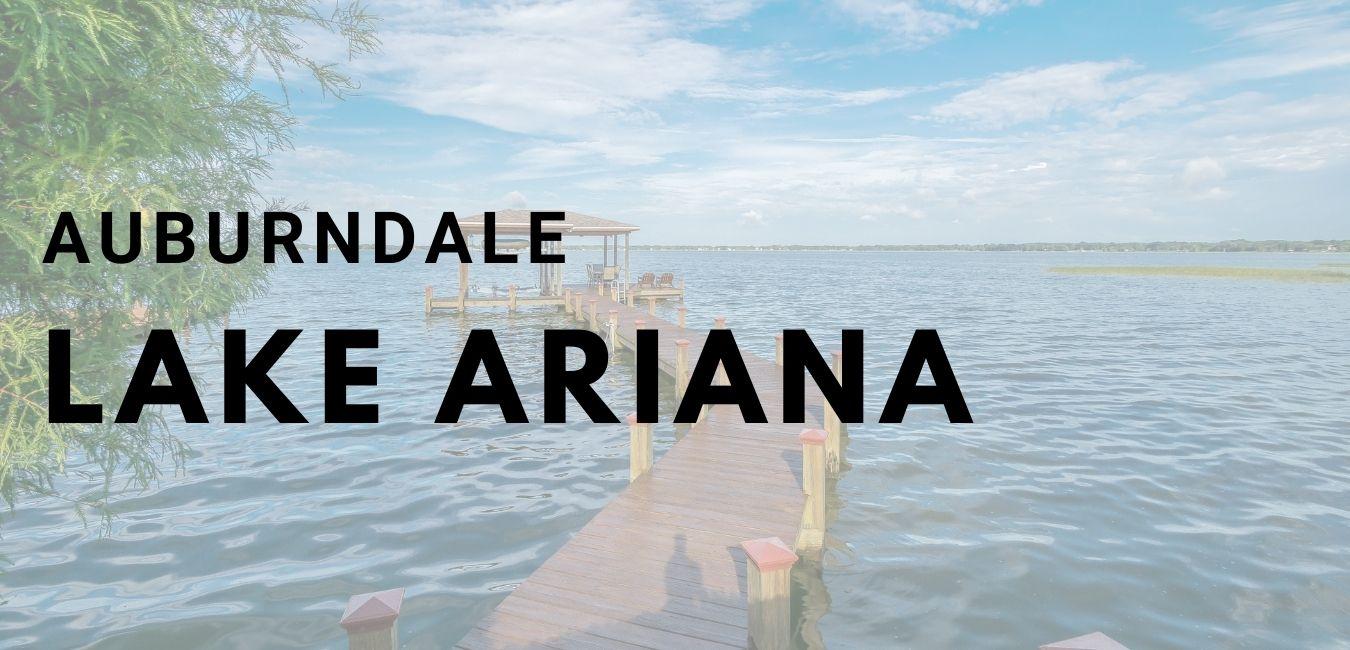 lake ariana auburndale realtor