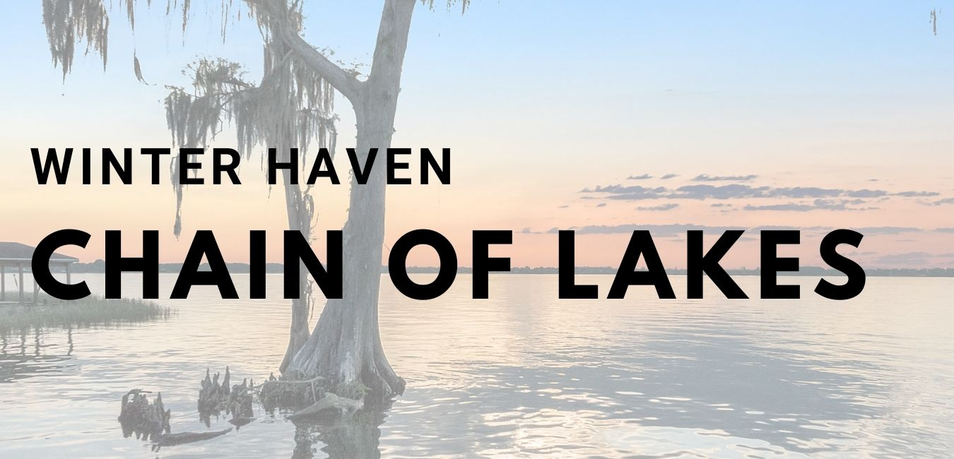 winter haven chain of lakes homes for sale