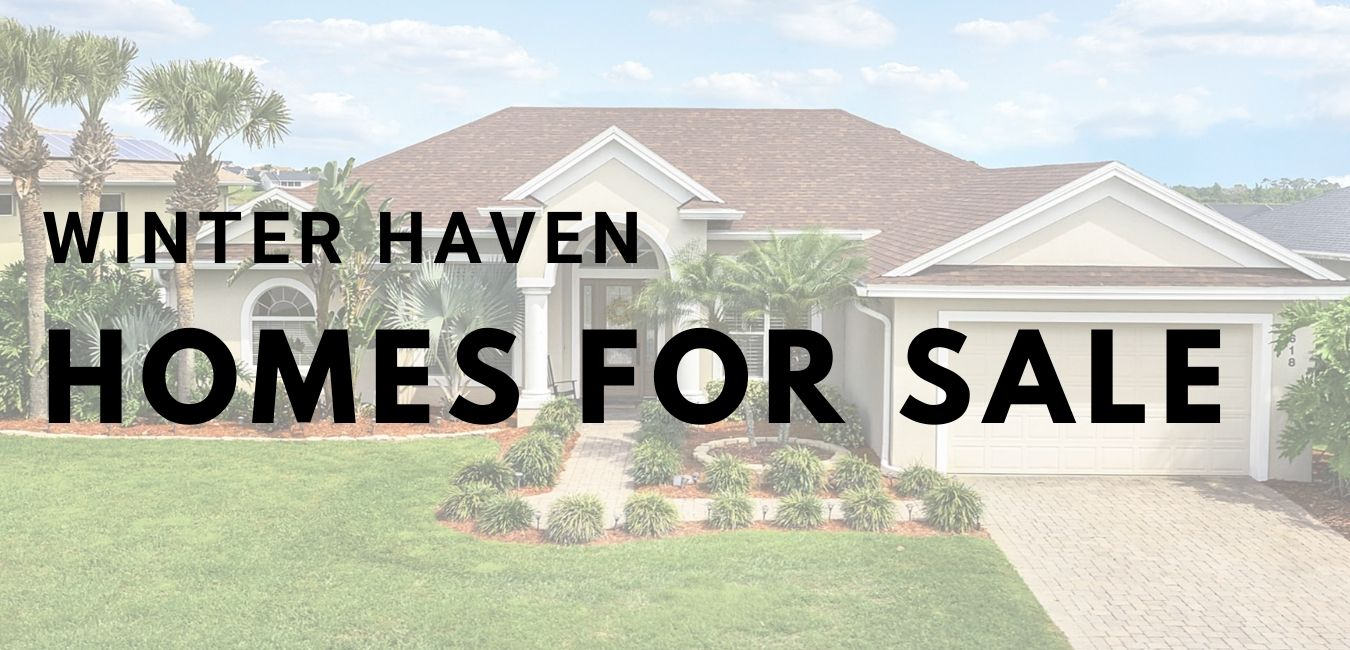 winter haven homes for sale
