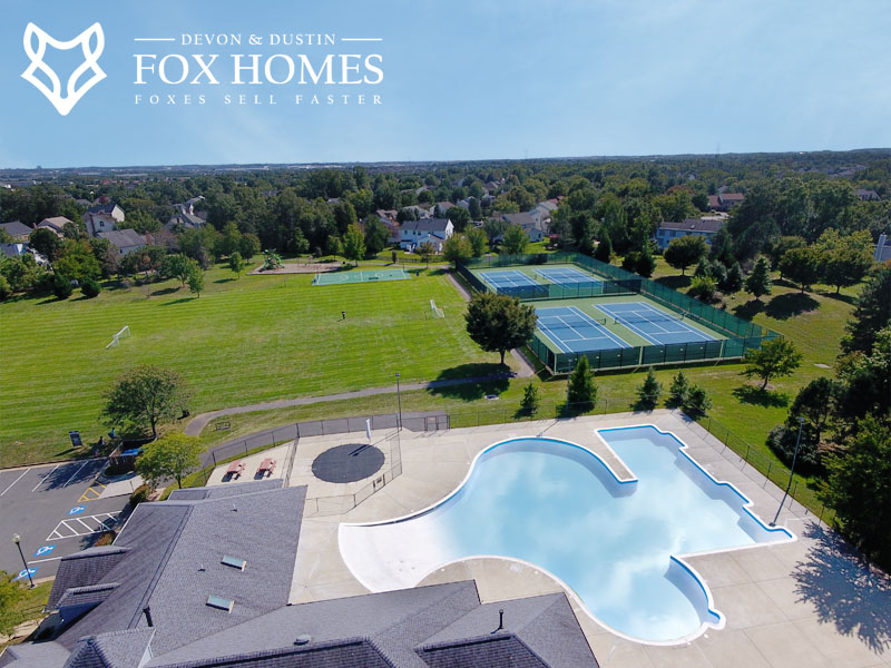 Ashburn Village Mills Recreation center Pool