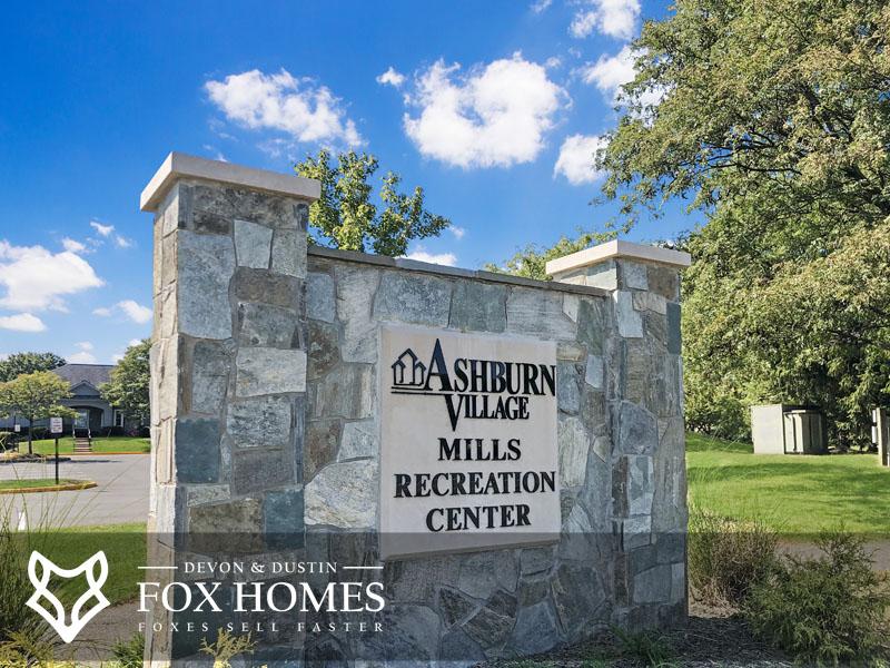 Ashburn Village Mills Recreation center