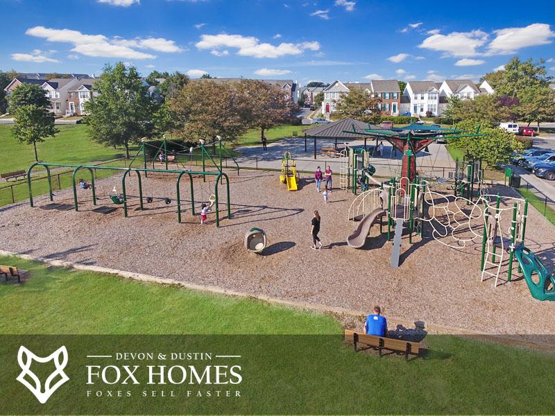 Ashburn Village Playgrounds