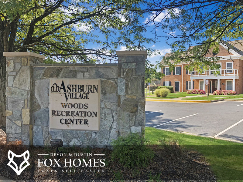 Ashburn Village Woods Recreation center