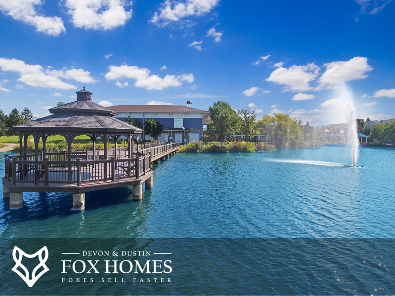 Ashburn Village Lake Real Estate