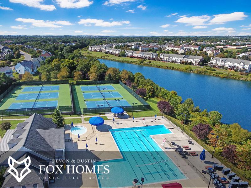 Ashburn Village Lakes Pool
