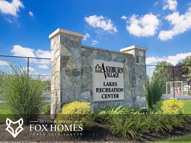 Ashburn Village Lakes Recreation center