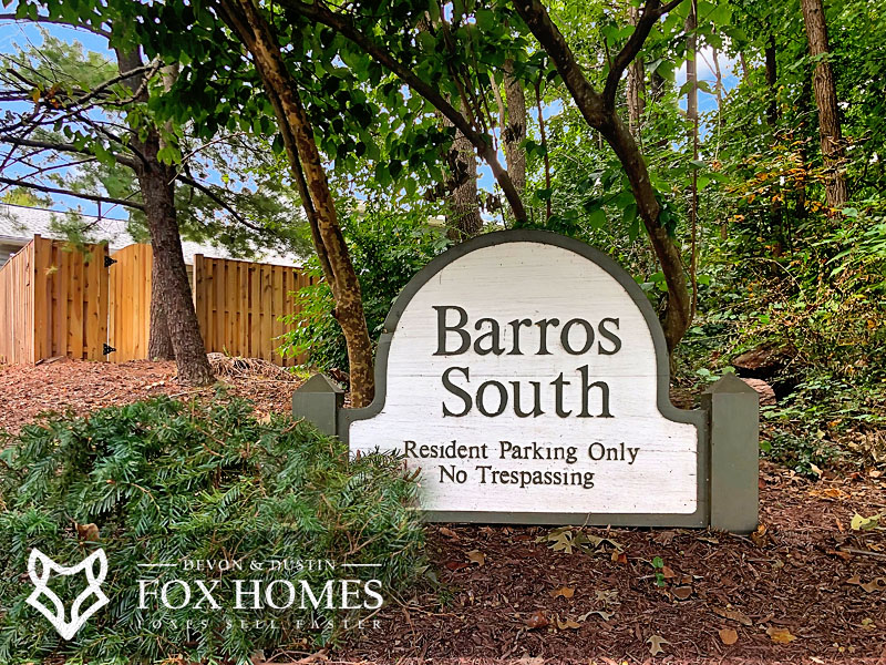Barros South homes for sale