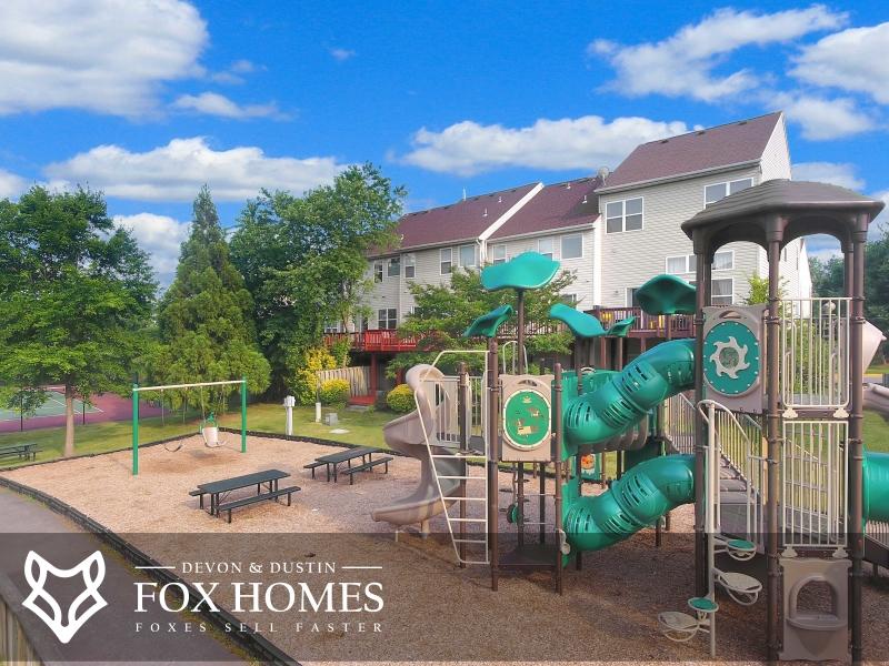 Bryarton VA Tot lots and playgrounds