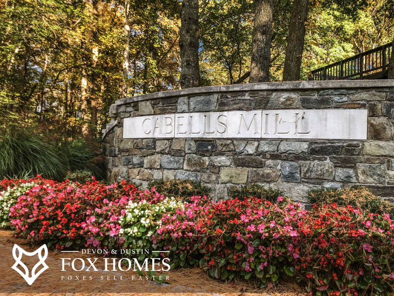 Cabells Mill homes for sale