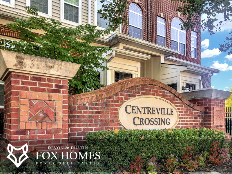 Centreville Crossing Condos for sale