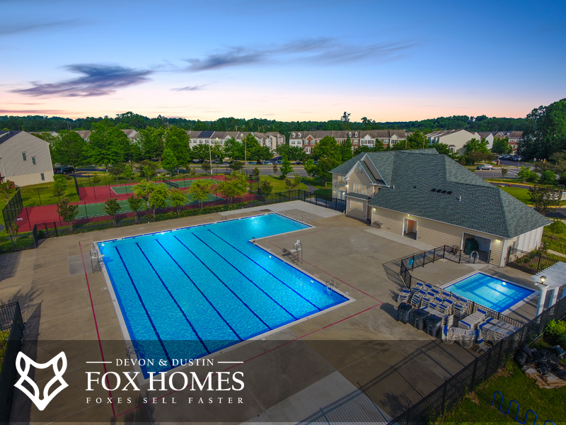 Faircrest Centreville Community Center Pool