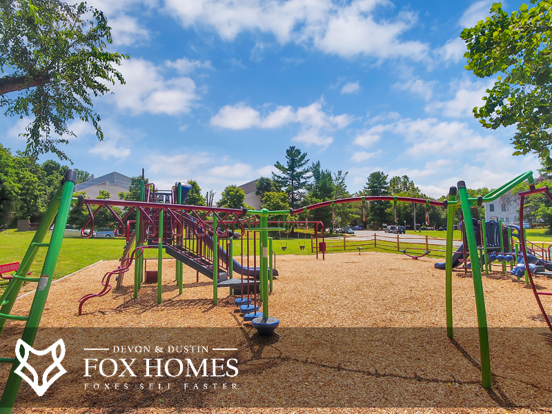 Little Rocky Run Playgrounds tot lots Find a Realtor