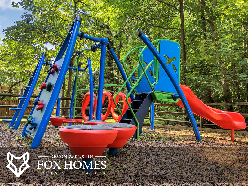 Little Rocky Run Playgrounds tot lots Find a Real Estate Agent