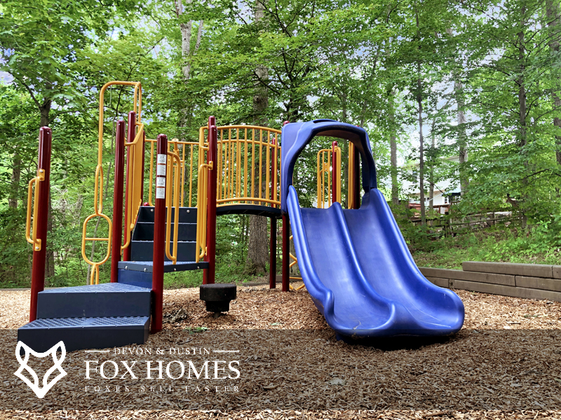 Little Rocky Run Homes Community Playgrounds