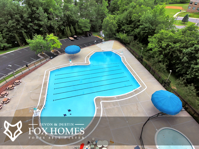 Little Rocky Run Homes Community Pool Recreation