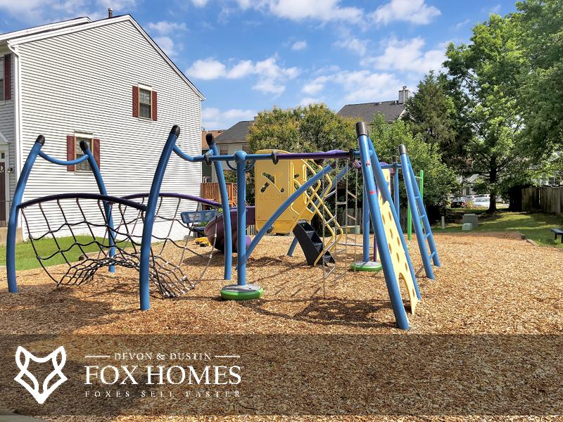 Little Rocky Run Neighborhood Play Areas