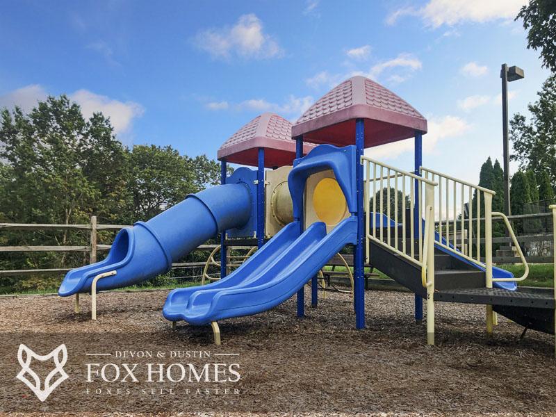 Compton Village hoa playground