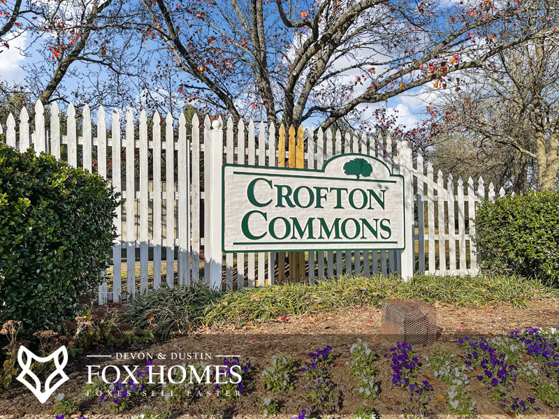 Crofton Commons homes for sale