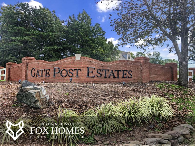 Gate Post Estates Homes for sale centreville