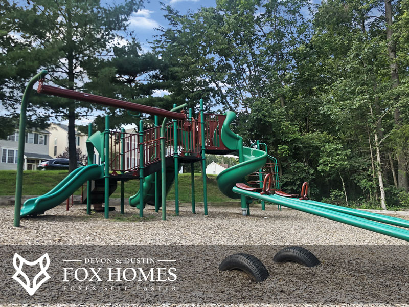 Green Trails HOA Centreville VA playground