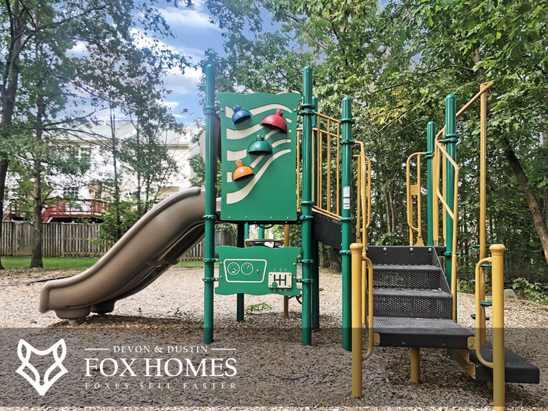 Green Trails tot lot playground