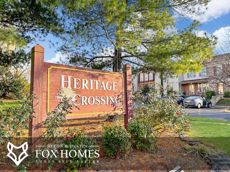 Heritage Crossing Homes for sale