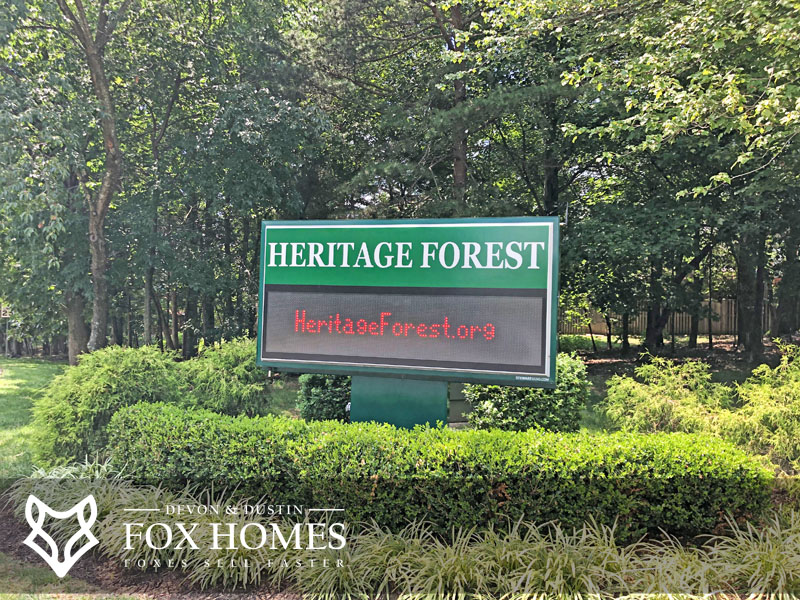 Heritage Estates Centreville Real Estate