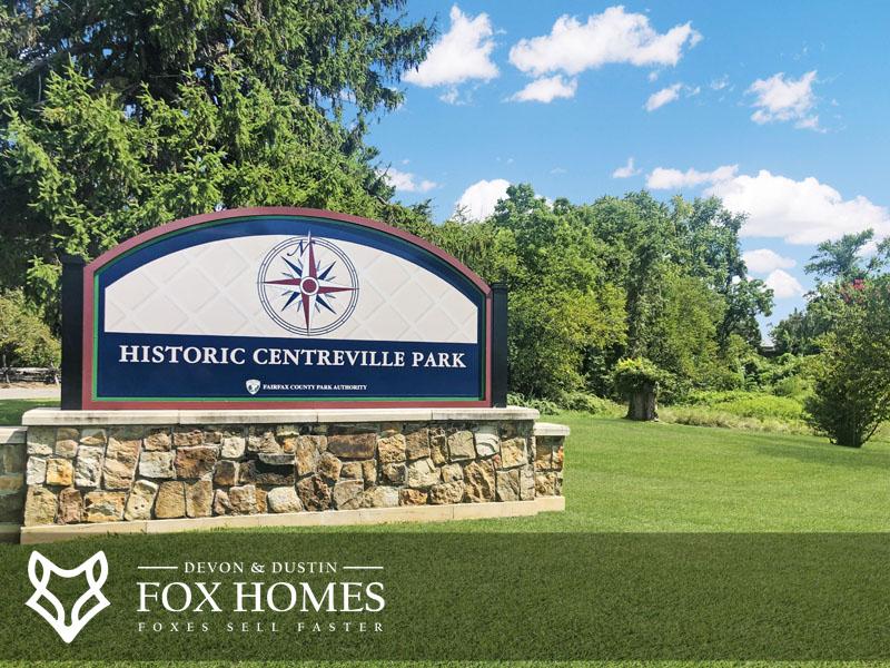 Historic Centreville Park