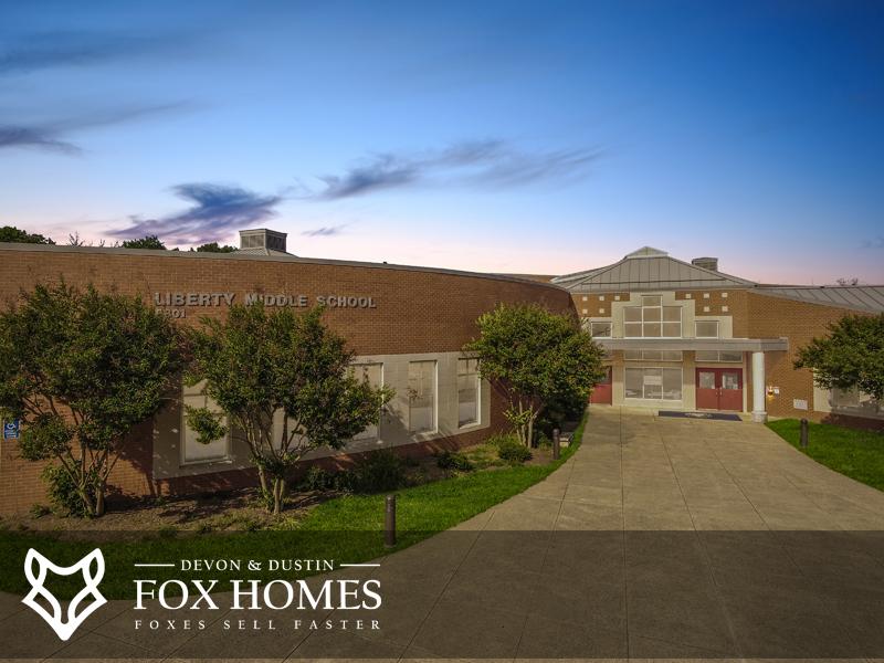 Liberty Middle School Top Realtors