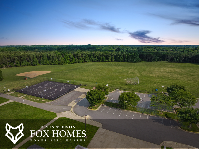 Liberty Middle School Centreville Homes For Sale