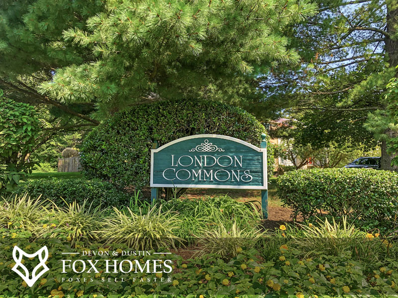 London Commons Centreville Homes for sale