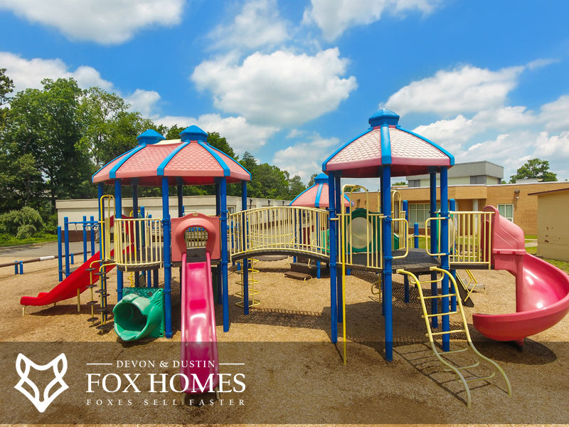 London Towne Elementary Playground