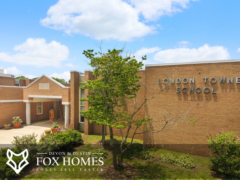 London Towne School Elementary Real Estate