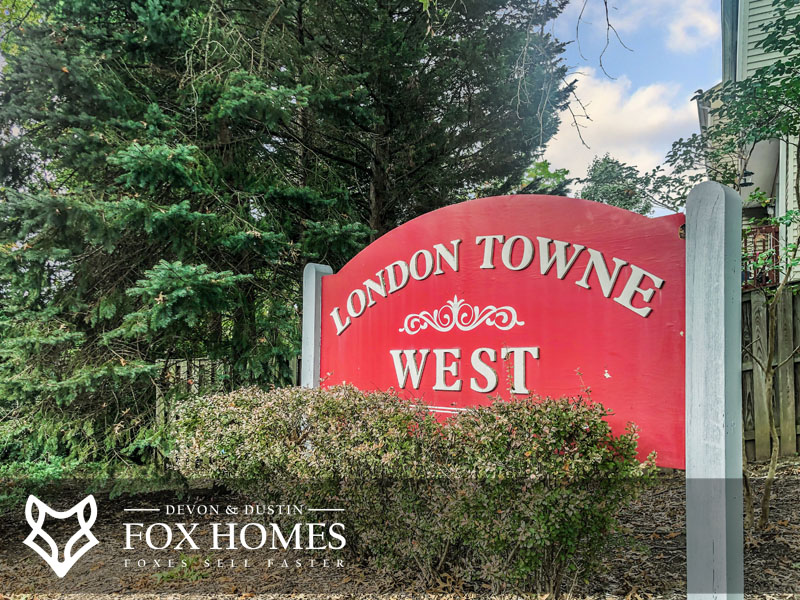 London Towne West homes for sale
