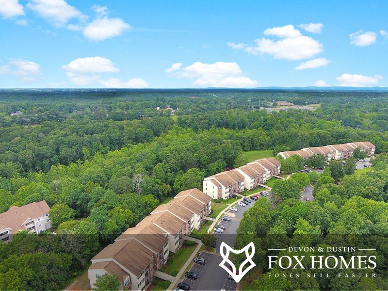 Madison Ridge Apartments Centreville VA location