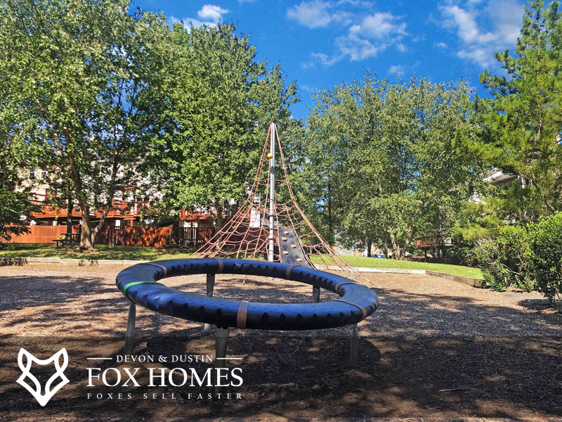 North Hart Run hoa playground centreville