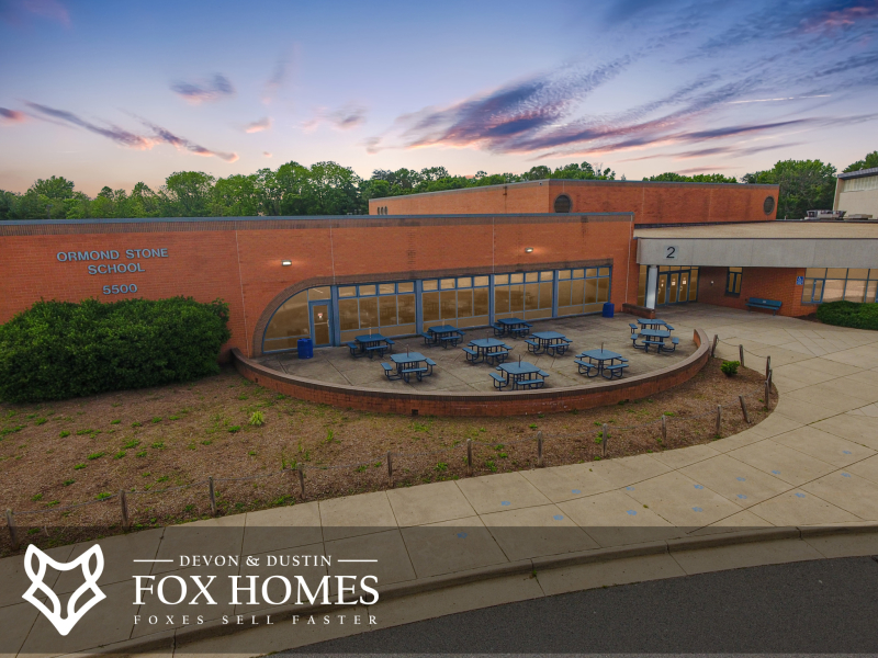 Ormond Stone School Centreville VA