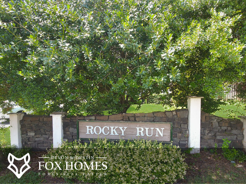 Rocky Run dr homes for sale