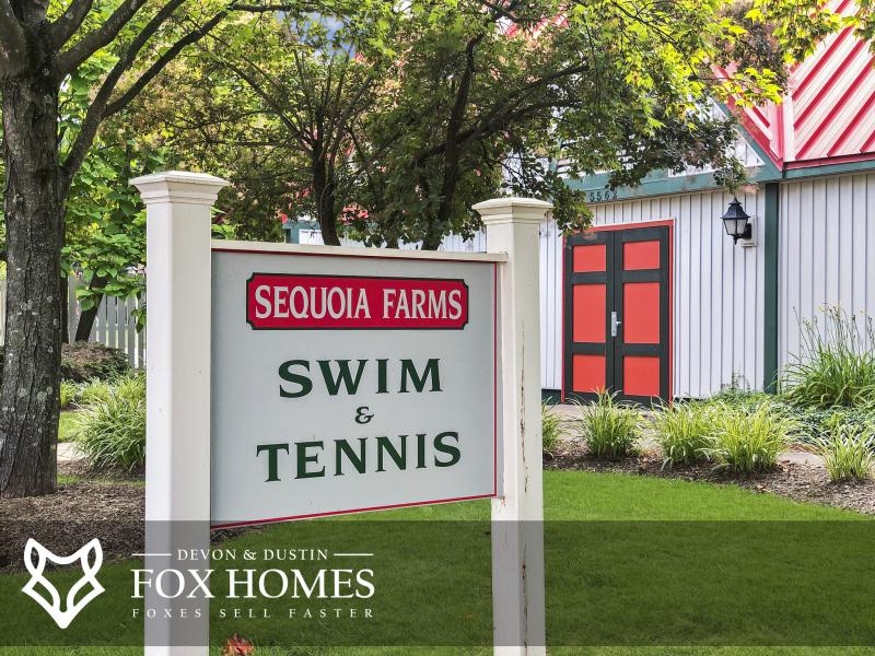 Sequoia Farms Community Center Pool Swim