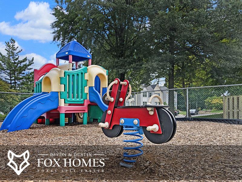 Singletons Grove Centreville Playground