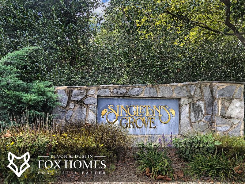 Singletons Grove Homes For Sale Realtor