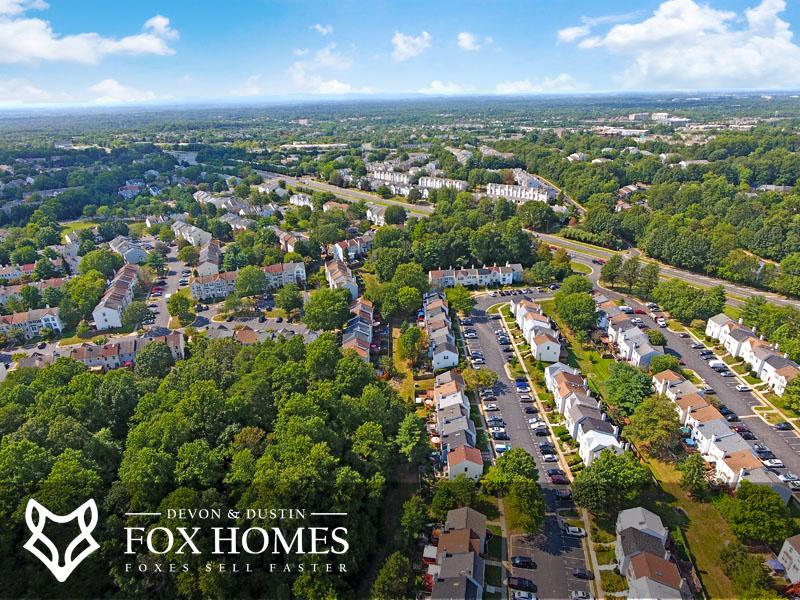 Singletons Grove Centreville Real Estate