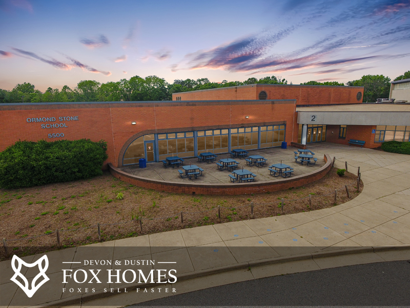 Stone Middle School Centreville Real Estate