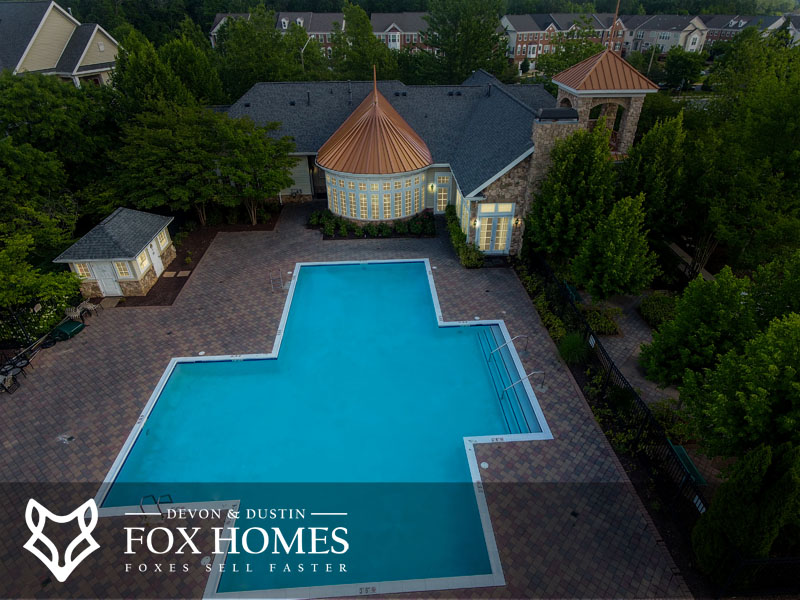 Stonegate at Faircrest Pool Homes for sale