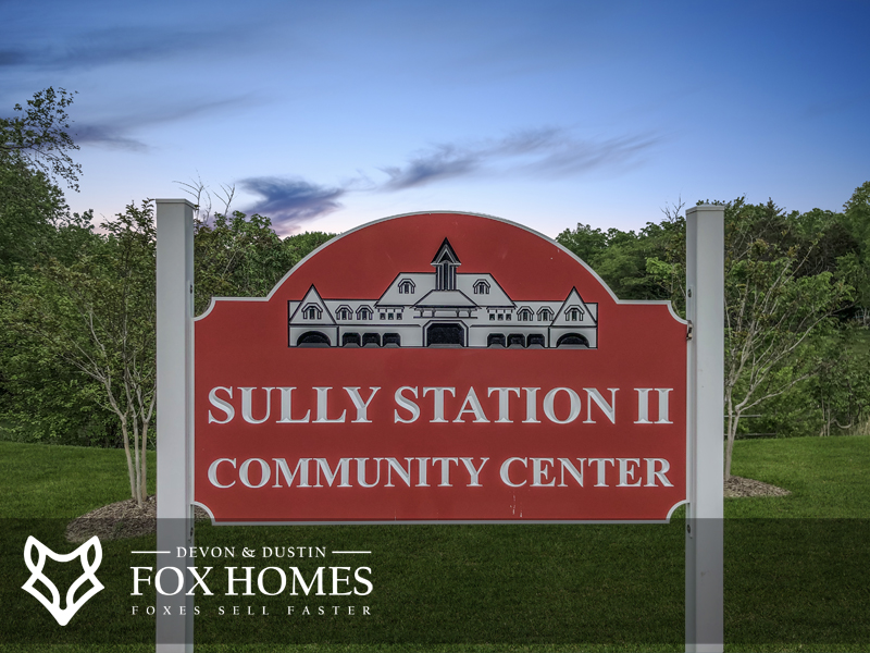 Sully Station II Homes for Sale Realtor