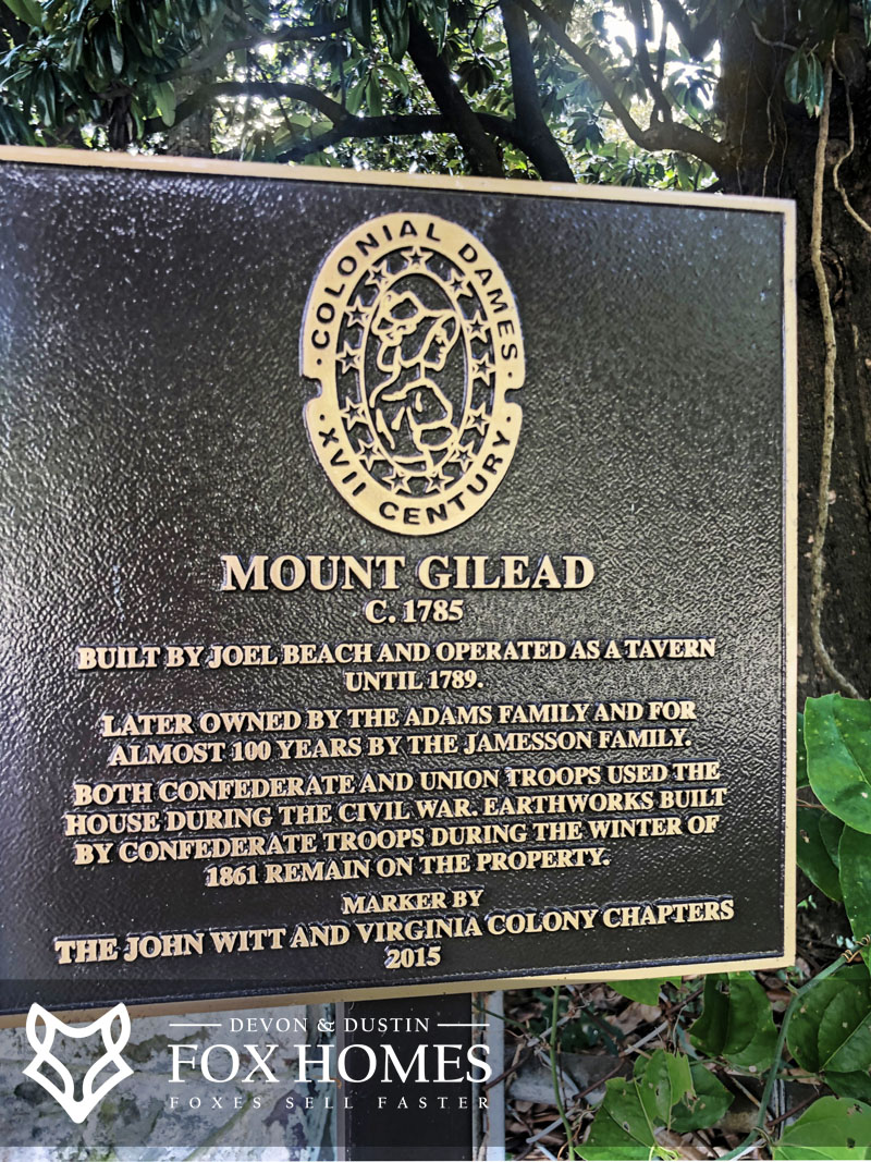 The Village Mount Gilead History