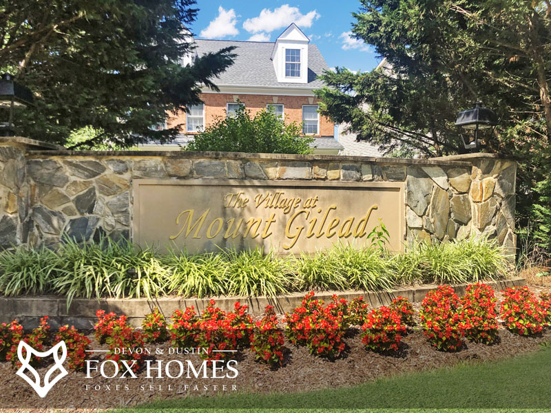 The Village Mount Gilead Homes for sale