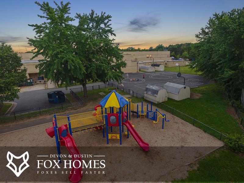 Virginia Run Elementary School Grounds