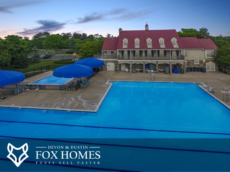 Virginia Run Community Center Pool Real Estate