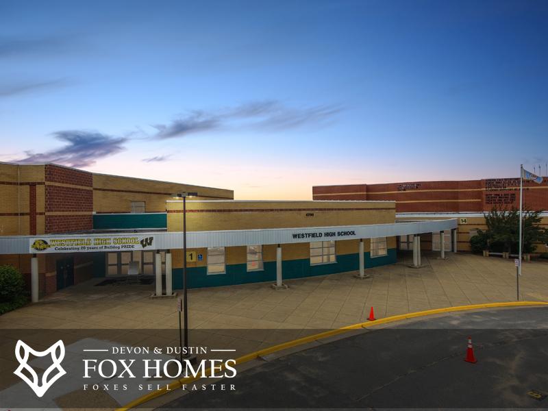 Westfield High School Centreville Real Estate